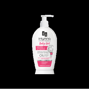 AA 300ML EMULSJA DO HIGIENY INTYMNEJ BABY GIRL