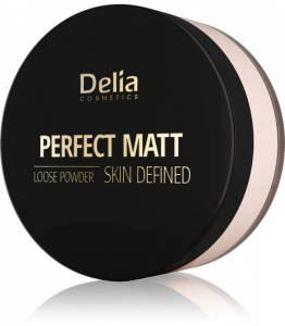 DELIA PUDER SYPKI PERFECT MATT 43 BEIGE