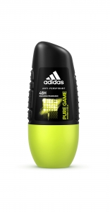 ADIDAS MEN DEO ROLL-ON 50ML C&D PURE GAME