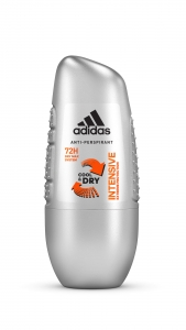 ADIDAS MEN DEO ROLL-ON 50ML INTENSIVE