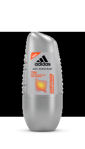 ADIDAS MEN DEO ROLL-ON 50ML ADIPOWER