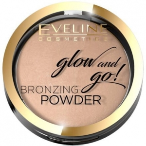 EVELINE BRONZER W KAMIENIU GLON AND GO  02