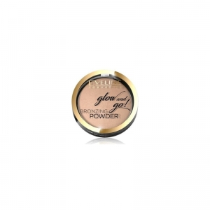 EVELINE BRONZER W KAMIENIU GLON AND GO  01