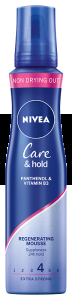 NIVEA PIANKA DO WŁOSÓW 150ML CARE&HOLD